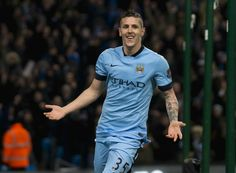 Arsenal 'line up transfer for Manchester City forward Stevan Jovetic'