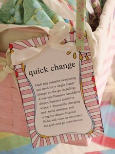 When searching for inspiration for a baby shower gift for my sister-in-law, Robynn,Ifell in love with this idea , found via Pinterest ....