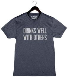 FWx - Drinks Well With Others - Men's Crew