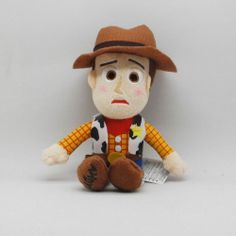 Disney Toy Story 3 Woody 15cm doll (Import from Japan)