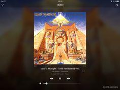 """Auf @Sonos läuft gerade """"2 Minutes To Midnight - 1998 Remastered Version"""" von Iron Maiden #NowPlaying"""