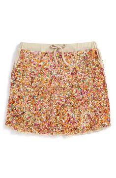 Peek+'New+Zoe'+Sequin+Skirt+(Little+Girls+&+Big+Girls)+available+at+#Nordstrom