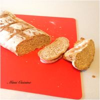 Pain complet by Thermomix