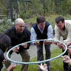 Site has a good list of team building games