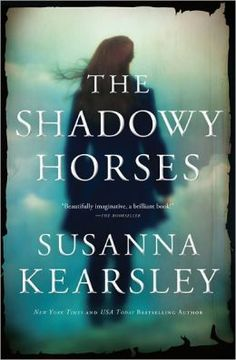 The Shadowy Horses by Susanna Kearsley.  This book was awesome and I think my favorite of all her books.  Sure wish I read Firebird after this one :)