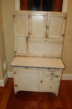 Details About 1920 S 1930 S Oak Sellers Kitchen Cabinet Hoosier Cabinet Cabinets And Lol