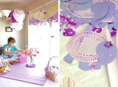 ~Ruffles And Stuff~ Incredibly adorable elephant baby shower