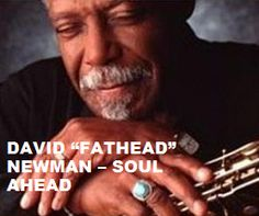 """Today (January 20, 5 years ago) David Newman, the saxophonist, passed away. He is remembered. To watch his 'Portrait' 'Soul Ahead' in a large format, to hear 'Your 10 Most Favorite David """"Fathead"""" Newman Tracks' on Spotify go to >>http://go.rvj.pm/26c"""