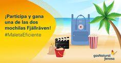 ¡Adivina las películas y gana una mochila Fjällräven! Sorteamos dos. #MaletaEficiente