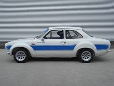 People are angry with Ford because of its scrappage scheme Escort Mk1, Ford Escort, Ford Rs, Car Ford, Ford Motor Company, Fiat 500, Ford Motorsport, Buy Classic Cars, Old School Cars