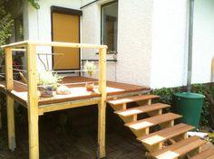 ber ideen zu erh hte terrasse auf pinterest. Black Bedroom Furniture Sets. Home Design Ideas