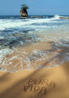 Pura Vida - Costa Rica.  ASPEN CREEK TRAVEL - karen@aspencreektravel.com