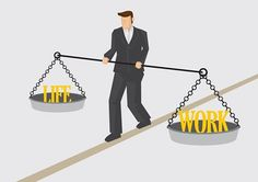 Work-life balance is one of the most important things employers can do to help employees not only stay relaxed and fulfilled, but keep them engaged day-by-day. Work Life Balance, To Focus, Engineering, Management, Business, Image, Store, Technology, Business Illustration