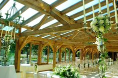 Gaynes Park | Epping, Essex | Stylish and contemporary civil ceremony and barn wedding reception venue