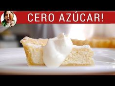 TARTA DE RICOTA SIN AZÚCAR (Tarta de requesón): riquísima! - YouTube Diabetic Friendly Desserts, Diabetic Recipes, Healthy Desserts, Keto Recipes, Sweet Cakes, Vanilla Cake, Sugar Free, Cheesecake, Deserts