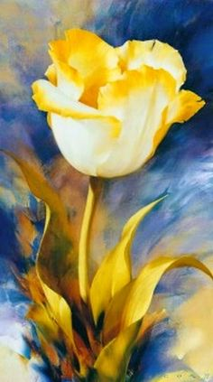 cuadros-de-flores-modernos.jpg (446×800)