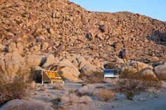 California Desert Camping Pods – iGNANT.de