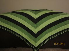 Ravelry: CraftyKitties' Boneyard Shawl in Greens