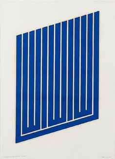 Donald Judd. Never understood his pieces, but this is one of the more interesting ones I suppose.