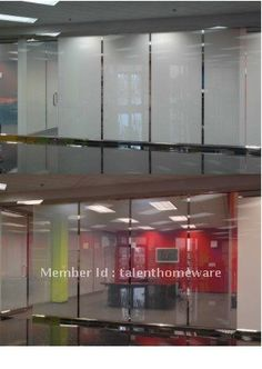 PDLC switchable glass film privacy smart