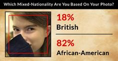 Which Mixed-Nationality Are You Based On Your Photo?Wow! Alexandra, are you surprised with your result? Well don't be, because there is no such thing as pure nationality anyway. Infact, this revealation is a golden chance for you to trace back your history and travel to the place, to which a major part of your whole existence belongs. Go explore this wonderful beautiful world Alexandra! The whole earth is your home.