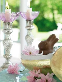 Heart Handmade UK: Easter Is Coming | Table Style and Decor Inspiration