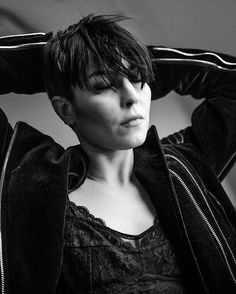 ❤#NoomiRapace