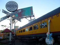 Carneys Train on Sunset Strip