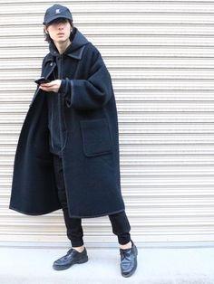 久々に投稿しました。 このコートが暖かくて愛用中♪ あとあとFREAK'S STOREさんからめちゃ