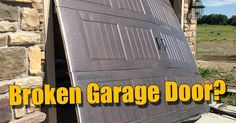 Many homeowners put off replacing or even repairing their garage door longer than they should, but the longer you wait, the more damage can accrue and the more expensive the repair is likely to be.