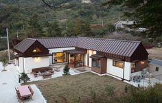 서울에서 볼 수 있는 한옥주택집부모님들 사시면 너무 좋겠네요~^^