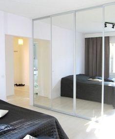 SlimLine ovet makuuhuoneessa 500