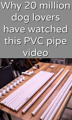 Easy DIY PVC Outdoor