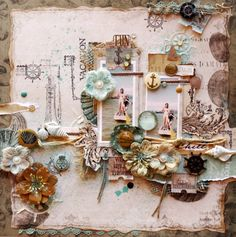 Chill layout featuring Seashore line by Prima