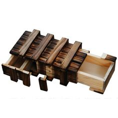 Cheap wood toys for children, Buy Quality wooden toys directly from China toys for children Suppliers: Vintage Wooden Toys for Children Puzzle Box with Secret Drawer Magic Compartment Brain Teaser Toys Wood Puzzles Boxes Toy Wooden Puzzle Box, Cube Puzzle, Puzzle Toys, Wooden Puzzles, Wooden Boxes, Puzzle Games, Hidden Compartments, Secret Compartment, Brain Teaser Puzzles