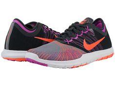 Nike Flex Adapt TR Cool Grey/Anthracite/Hyper Violet/Total Crimson - Zappos.com Free Shipping BOTH Ways