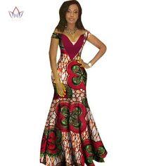 african dresses for women- Fashion Design dashiki womens bazin riche V-Neck dress plus sizes African Dashiki Dress, African Dresses For Women, African Print Dresses, African Attire, African Wear, African Women, African Style, African Men Fashion, Africa Fashion