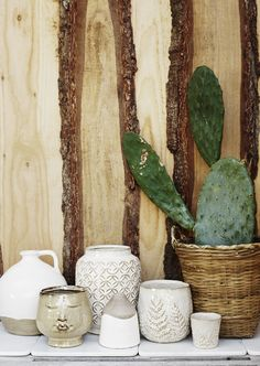We adore this cute face stoneware plant pots, use them to store your real or faux plants or as a vase. These are available in 2 sizes small which measures c Faux Plants, Potted Plants, Cactus Plants, Flower Pots, Flowers, Deco Design, Wabi Sabi, Decoration, Stoneware