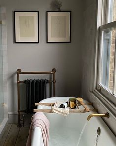 TWIG HUTCHINSON (@minford_journal) • Instagram photos and videos House Numbers, Bathroom Styling, Clawfoot Bathtub, Future House, Entryway, Swimming, Cottage, Windows, Furniture