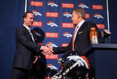 Denver Broncos Preseason Schedule: Three out of Four Teams were in Race for Manning... plus Cutler and Marshall