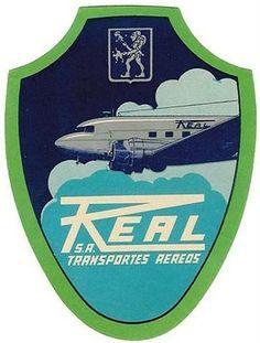 Real Aerovias - Pesquisa Google