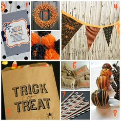 DIY Halloween Decorations | Halloween party or looking to get in the spirit with some decorations ...