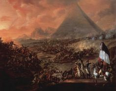 Battle of the Pyramids.