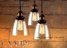 Edison industrial. The Pendant light Include 220-240V/40W ST64 Light Bulb! Main Color. Cap color. Shade Material. Ceiling Rose Included or Not. Ready to Install or Not. Ready to Install.   eBay!