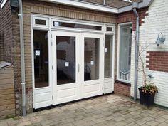 Ede, Gelderland - Tuindeuren-OPMAAT.nl - Openslaande houten tuindeuren