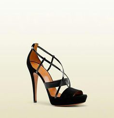 Gucci  Shoes..glories shoes..pretty on my feet...foot candy..ladies \ women fashion styled