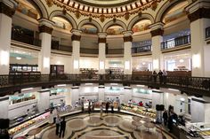 Downtown Heinen's prepares for 10 am. opening in historic Cleveland Trust Building (photos) | cleveland.com