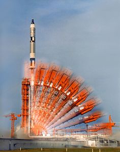 1966 … time lapse- Gemini-Titan launch by x-ray delta one    1966 … time lapse- Gemini-Titan launch by x-ray delta one
