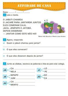 Behavior Analyst, Professor, Reading, School, Books, Reading Activities, Learning Activities For Kids, House Chores, School Secretary