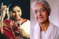 Singers who made headlines Kamini Kaushal, Asha Bhosle, Lata Mangeshkar, Classic Songs, Old Song, Times Of India, Photo Story, Respect, Desi